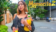 Latina pussy pound - Carne del mercado - picked up juicy butt latina gets her pussy pounded