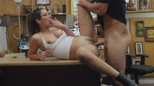XXXPAWN - European Slut Charlie Harper Fucks Redneck For Money