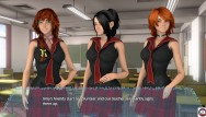 Xxx novels Offcuts visual novel - pt 3 - amy route