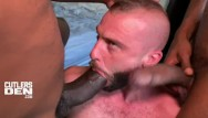 Free gay x movies - Culter x deep dicc raw breed donnie for cutlers den