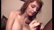 Video fuck big tits - Horny milf fuck big black dick and cum on tits