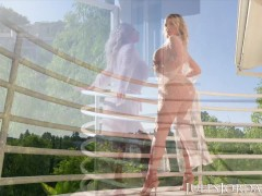 Jules Jordan - Nikki Benz Gets Dredd's Giant Bbc
