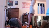 Explicit amateur clips Spring has sprung... and so have i full clip - miss chaiyles ballbusting