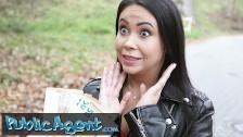 Public Agent Big boobs romanian Nilla Black fucked doggy style