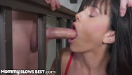 Penis stuck vacuum - Mommyblowsbest - taking advantage of mom while shes stuck