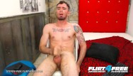Gay male nips - Flirt4free - steven pier - ripped tatted latino hunk with big fucking cock