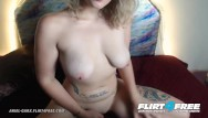 Free hot girls with big boobs Flirt4free - ariel garx - hot blonde latina w natural boobs fingers pussy