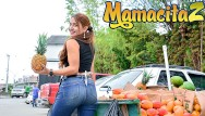 Suck dick picks Carne del mercado - big booty latina teen picked up for a hard fucking