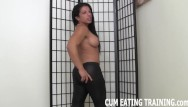 Porno video feeds web cams Pov cum feeding and cum eating domination videos