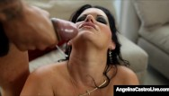 Bin latino tits Huge titty latina angelina castro dark dicked by a big latino cock