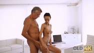Tasteful nude man - Old4k. nice secretary liliane cant wait to taste old boss cock