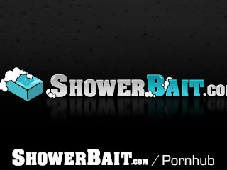 ShowerBait Basketball Athletes Have Sex In The Shower