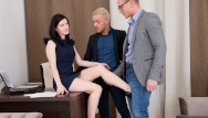 Dp blowjobs Anal threesome with my two coworkers - dpfanatics