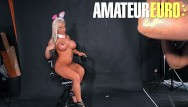 Reports about how to suck pussies Deutschland report - easter fucking with a huge boobs milf - amateureuro