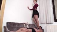 Femdom trampling free stories Hot femdom brat girls enjoy trample slaves