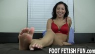 Cannibal fetish videos - Pov feet fetish and femdom foot massage videos