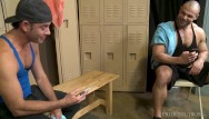 Free gay chat rooms for teens - Menover30 - two hunks match on grindr in locker room