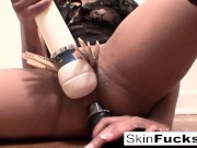 La Traviesa Skin Diamond Jugando Con Su Panochita