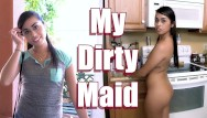 Hotel sex caught housekeeping - Bangbros - latin housekeeper eva saldana fucks her big dick client