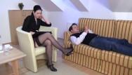 Smell orgasm - Femdom feet smelling ladies