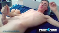 Twink jerk off xtube Flirt4free - alpha david - cute college twink jerks off in his dorm room