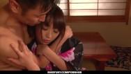 Asian stink hole Marika enjoys massive inches into her creamy holes
