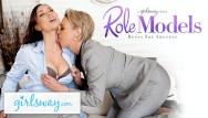 Lesbian catalogue tgp - Aidra fox gets seduced by her boss - girlsway