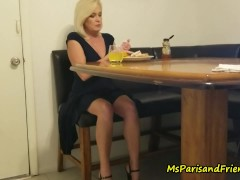 She Wants Some Young Cock And Gets It From Her Nephew