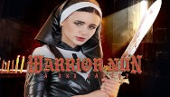 Shemale comics Petite teen warrior nun is begging for your dick