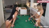Lesbians teens movies - A girl knows - hot petite lesbian teen apolonia lapiedra seduces her bff