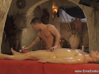 how to massage the genitals properly