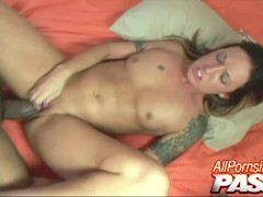 Massive Cock Splits Fionas Ample Tight Ass And Huge Cum In Mouth
