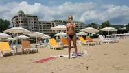 Nude beach rapidshare folder Hot girl public beach masturbate-a stranger gives him first anal