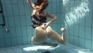 Naked amateur teen galleries Zuzanna hot underwater teenie busty babe naked