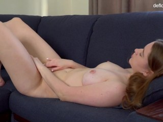 First time pussy and hymen on camera with Cili