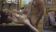 Busty heart nude pictures - Xxxpawn - busty brunette luna heart taking anal in a pawn shop
