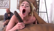 Cuckold interracial pictures Cuckold husband watches kenzie madison gets totally destroyed by bbcs
