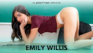 Watch emily osment sex video Emily willis creampie, threesome , rough sex more comp- adult time