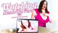 Nude redheaded female model Caught watching step-moms old porn pov by maggie green - model time