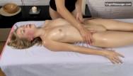Drunk lesbian virgins Lizkas pussy shaking from masturbation massage