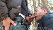 Brokeback mountain gay pic Grizzly mountain mans cum swallowing w/pre-cum sampling