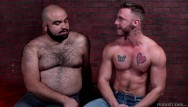 Ask jizzy gay chaser porn big Bearback - hot muscle hunk is a bear chaser
