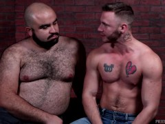 Bearback - Hot Muscle Bear Is A Bear Chaser