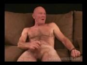 Sexy Mature Amateur Luke Masturbating Off