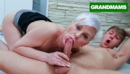 British granny sex videos Granny wants a piece of my cock
