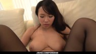 Busty japanese idol Saki sudou amazes with her soft pussy and warm lips