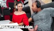 Black and white sex gallery Reality kings - curvy white girl athena faris tries some bbc