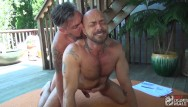 Gay wedding songs Hunk jessie colter rimmed and fucked by hung uncut daddy