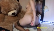 Tubes webcam amateur tits Spicy brunette bongacams girl cums from anal penetration