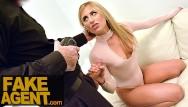 Hardcore super xenadrine Fake agent super cute blonde loves hardcore casting with big cock agent